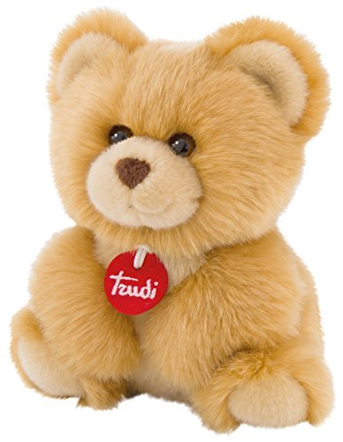 Trudi 24 cm Bear Plush Toy (Beige) by Trudi