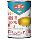 Campbell's Swanson Chicken Broth, 412ml