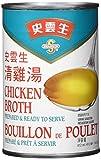 Campbell's Swanson Chicken Broth, 412ml