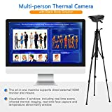 Multi-person Thermal Imaging Camera with Black Body