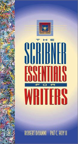 The Scribner Essentials for Writers