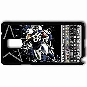 Personalized Samsung Note 4 Cell phone Case/Cover Skin 2013 awesome dallas cowboys Black