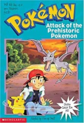 Pokemon Chapter Book #03: Attack Of The Prehistoric Pokemon
