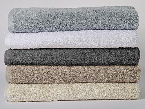 Cloud Loom Bath Towel Palest Ocean