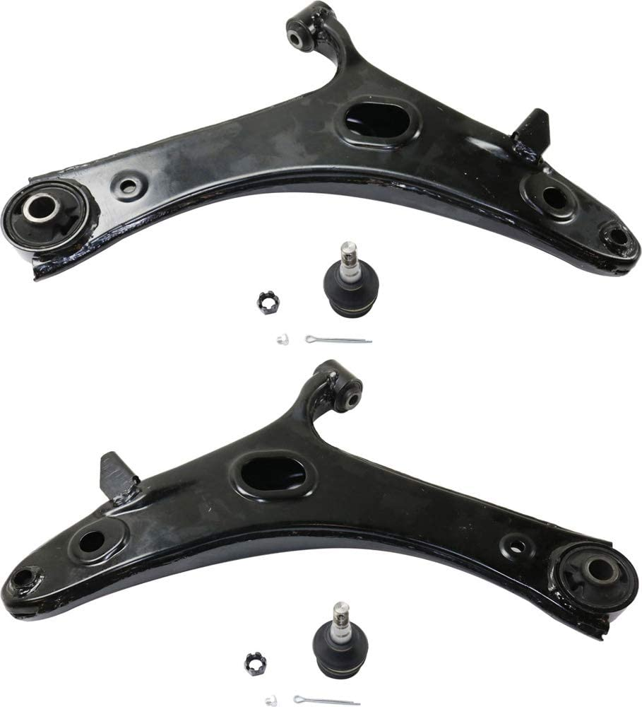 Automotive Pair Set 2 Rear Control Arm Bushings Compatible with ...