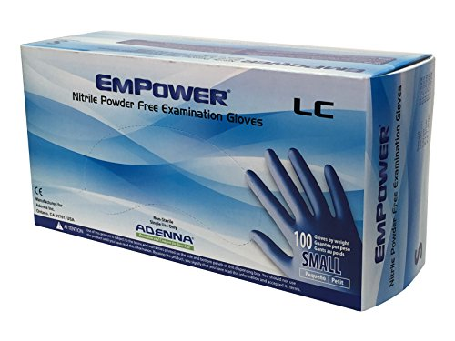 Adenna Empower LC Nitrile Powder Gloves