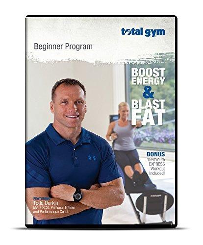 Total Gym Beginner Program DVD - Todd Durkin (Best Gym Workout Program)