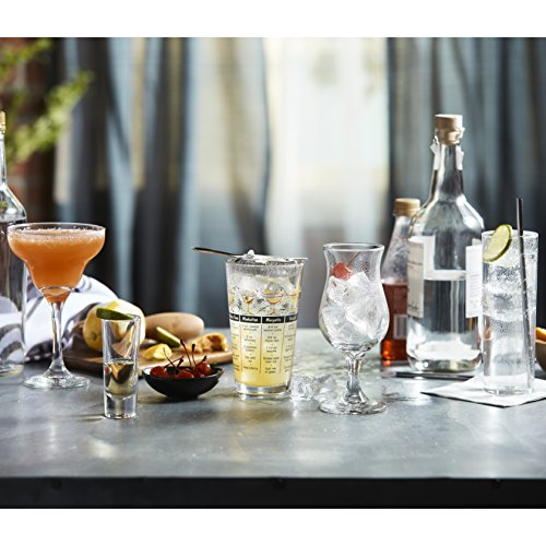 Libbey Mixologist 18-Piece Bar in a Box Cocktail Set by Libbey (Image #1)