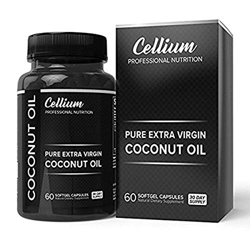 Cheap FLASH SALE – Coconut Oil Softgel Capsules Supplement – IMPROVE Cholesterol Levels | INCREASE Energy & REVITALIZE Hair ,Skin & Nails – Extra Virgin | Unrefined and Rich in MCT s Vitamin