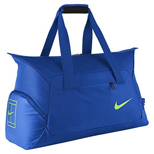 Nike Mens Court Tech Mens Blue Tennis Duffel Bag Blue by NIKE