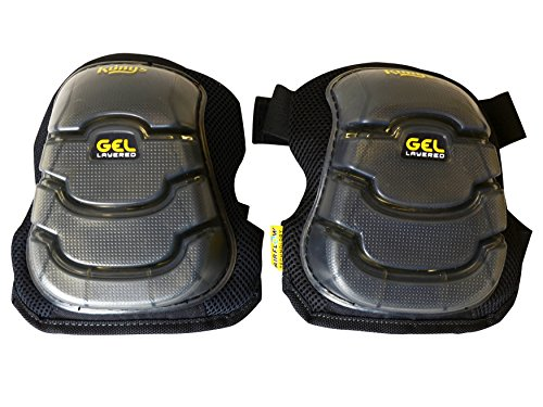 CLC Custom Leathercraft 367 Airflow Gel Kneepads