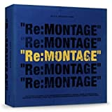 BLOCK B [RE:MONTAGE] 6th Mini Repackage Album CD+Photobook+Card+Calendar Set+etc