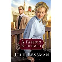 A Passion Redeemed (The Daughters of Boston Book #2)