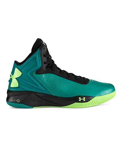 c3032e653f Amazon.com: Under Armour Men's UA Micro G Torch Basketball Shoes 14 ...