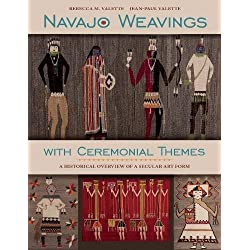 Navajo Weavings with Ceremonial Themes: A Historical Overview of a Secular Art Form
