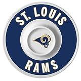 St Louis Rams 12 Inch Melamine Dip Tray