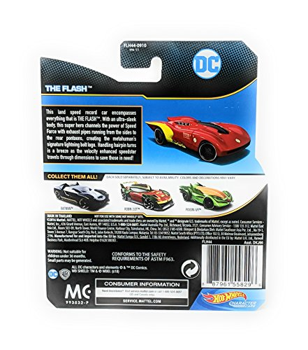 Buy hot wheels dc flash