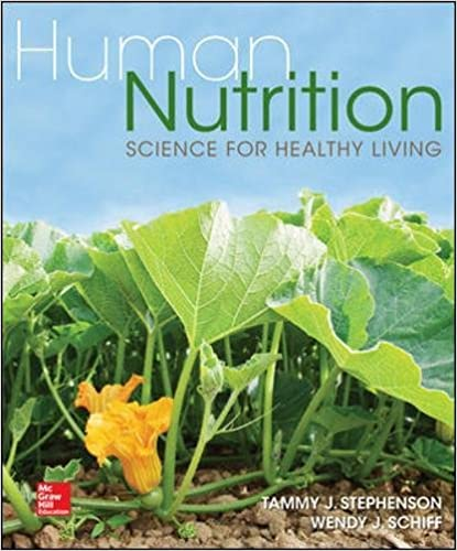 Human nutrition science for healthy living 9780073402529 human nutrition science for healthy living 1st edition fandeluxe Choice Image