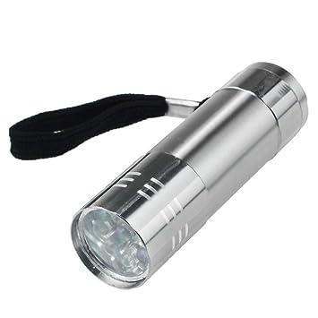 Amlaiworld Pequeña luz LED linterna impermeable de la luz de la lámpara: Amazon.es: Bricolaje y herramientas