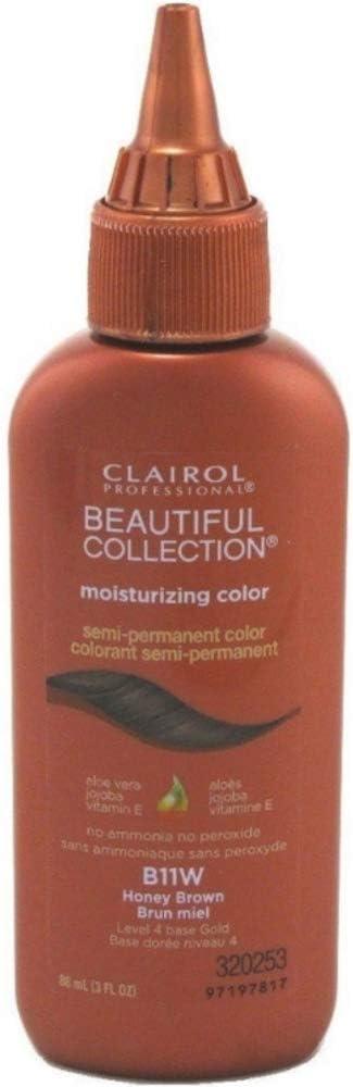 Clairol Beautiful Collection #B011W Honey Brown 3 oz.