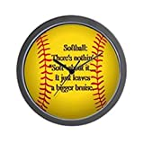CafePress-Nothing-Soft-About-It-Unique-Decorative-10-Wall-Clock