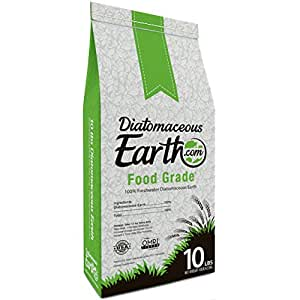 Diatomaceousearth food grade 10 lb garden - How to use diatomaceous earth in the garden ...