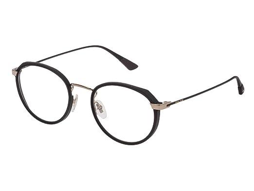 2bc458262ea Police - Montures de lunettes - Homme Noir Noir  Amazon.fr ...