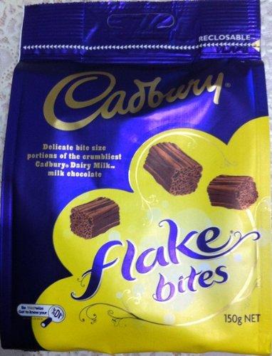 Cadbury Chocolate in Bag (New Variations) (Flake Bites)