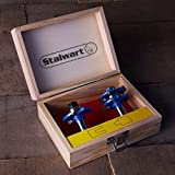 Tongue and Groove Router Bit Set With  ½ Inch