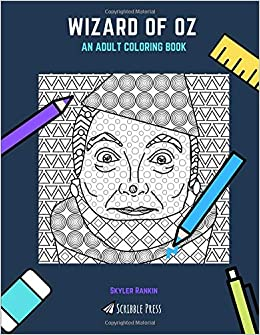 940 Wizard Coloring Book For Adults Best HD