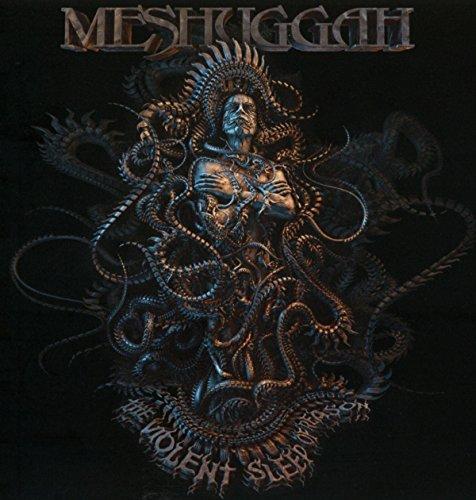 CD : Meshuggah - The Violent Sleep Of Reason (CD)