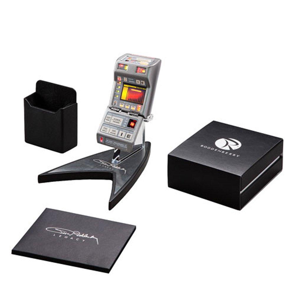 Amazon.com: STAR TREK Starfleet TR 590 Mark IX Science Tricorder: Toys U0026  Games