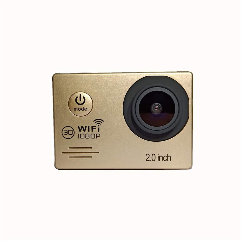 Ergou Action Kamera Outdoor Unterwasser Digitalkamera Mini Wifi Wasserdichte DV Reiten Tauchen Sport DV-Kamera