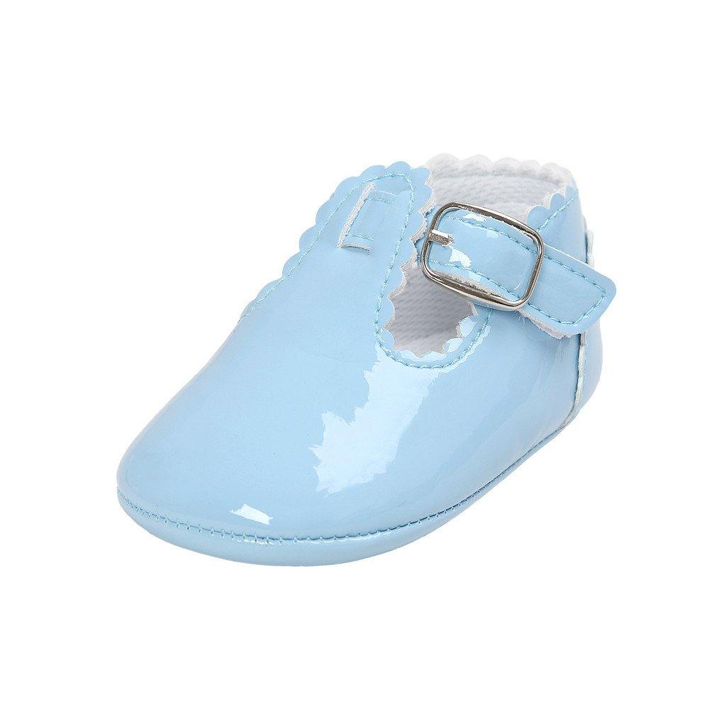 Beikoard - Chaussure Bébé Chaussures De Bébé Round Toe Flats Soft Slippers Chaussures Chaussures De Mode en Plein Air