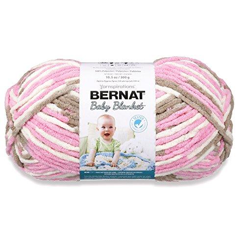 Bernat Baby Blanket Yarn Super Bulky Gauge 6 10 5 Oz
