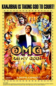Oh My God (Hindi Movie / Bollywood Film / Indian Cinema DVD