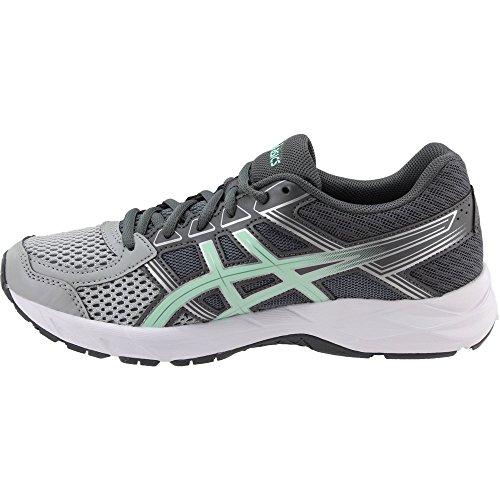 sale affordable sale best wholesale ASICS Women's Gel-Contend 4 Running Shoe Mid Grey/Glacier Sea/Silver wiki cheap online amazing price new styles online A2dWzGb