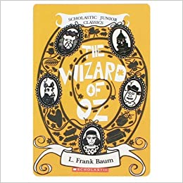 Book Wizard Of Oz (Scholastic Junior Classics) by L. Frank Baum (2001-07-01)