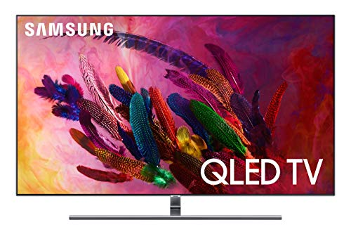 "Samsung QN55Q7FN FLAT 55"" QLED 4K UHD 7 Series Smart TV 2018 (Renewed)"