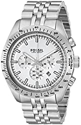 Fossil Men's CH2966 Edition Sport Stainless Steel Watch with Link Bracelet