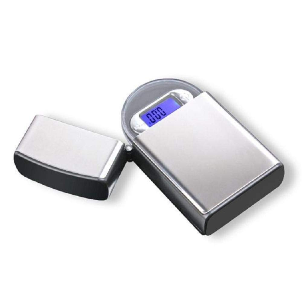 Digital Pocket Scale 100G*0 01G Mini High Precision Scale Pocket Digital Jewelry Electronic Portable Balance Lab 0 01G Scale Weight Medicinal Herbs