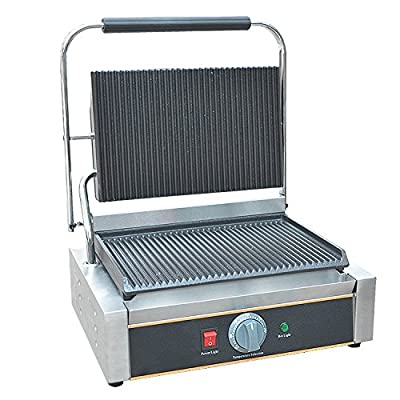 Electric Grill With Natural Stone