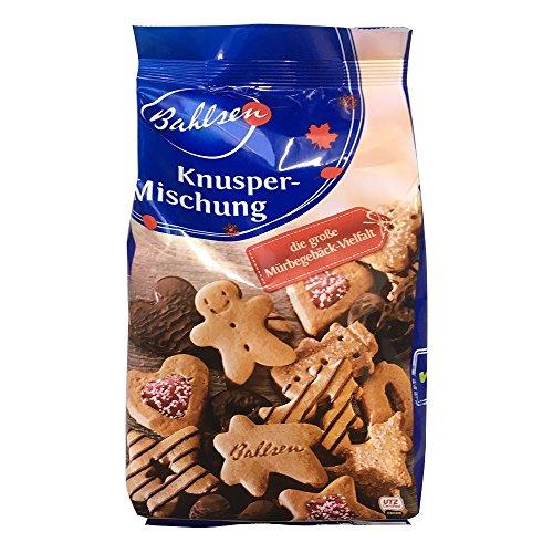 Bahlsen Knusper Mischung Cookies ( 300 g )