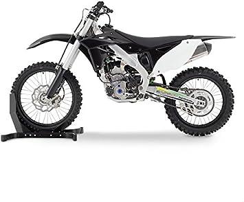 MT-09// Tracer XV 950// R ConStands Easy Fix Blocca Ruota Cavalletto Moto anteriore con Cinghie per Yamaha FZ1// Fazer