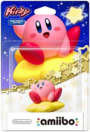 Nintendo - Figura amiibo Kirby Kirby: Amazon.es: Videojuegos