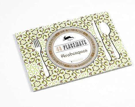 Arabesques : 48 Placemats