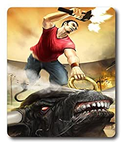 best mouse pads for gaming Extreme Bull Riding Art PC Custom Mouse Pads / Mouse Mats Case Cover