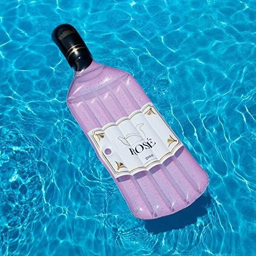 Amazon.com: Swimline 90654 - Flotador inflable para botella ...