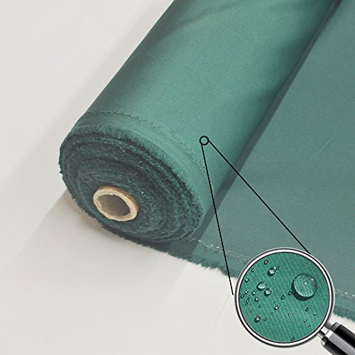 Alion Home 80u201d Wide PU Waterproof Polyester Fabric For Outdoor UV Protector  Canvas Awning .