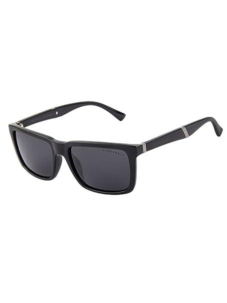 b37a8941d4 Farenheit FA 1445 C1 Gun Grey Wayfarer Sunglasses Grey Best Price in ...